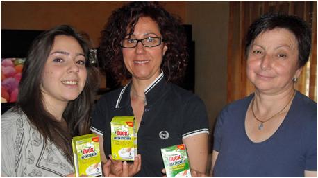 Duck Fresh Stickers: foto inviata da trnder Giannix