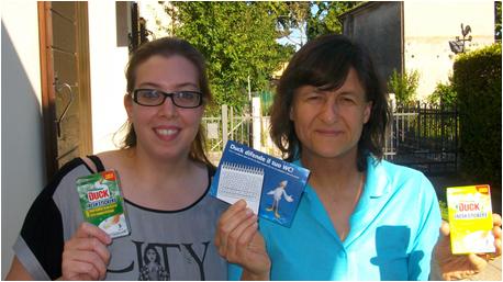 Duck Fresh Stickers: foto inviata da trnder silvinico