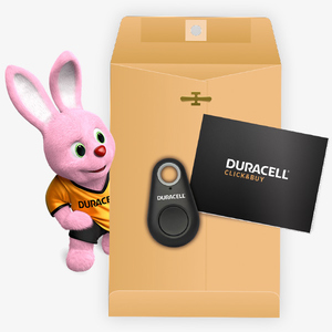 duracell starter kit trnd