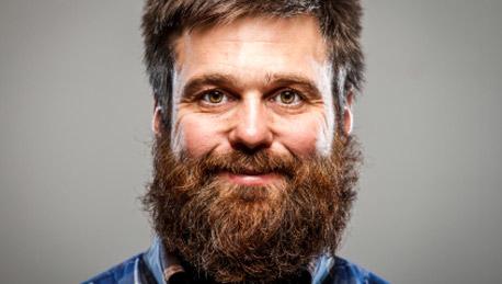 barba lunga prurito