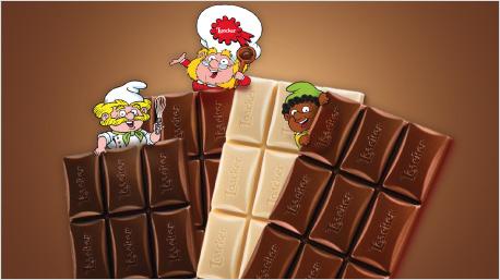 Il Cioccolato Loacker Nanetti