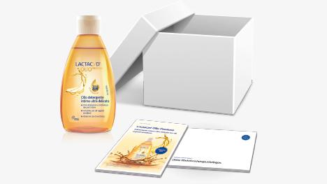 Lactacyd Olio Prezioso starter kit