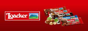 Loacker Snack al Cioccolato