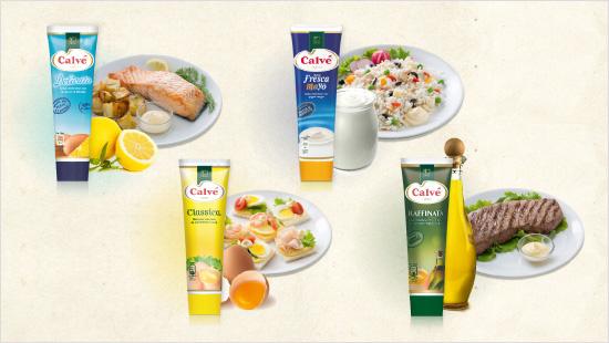 Calvé presenta la gamma di salse maionesi che offre il gusto adatto per ogni piatto…