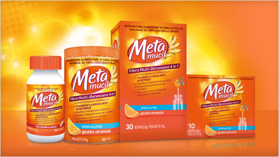 Metamucil - L'integratore alimentare di fibre per il nostro benessere intestinale!