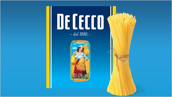 Progetto TRND: Pasta De Cecco