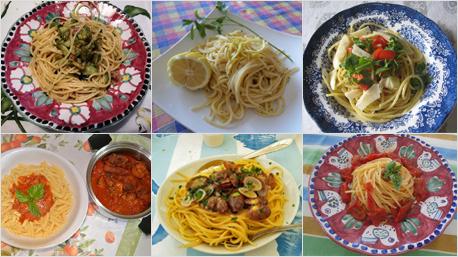 Le nostre ricette con la pasta De Cecco