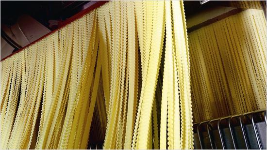 … che viene prodotta attraverso una lavorazione tradizionale di oltre 125 anni fa.
