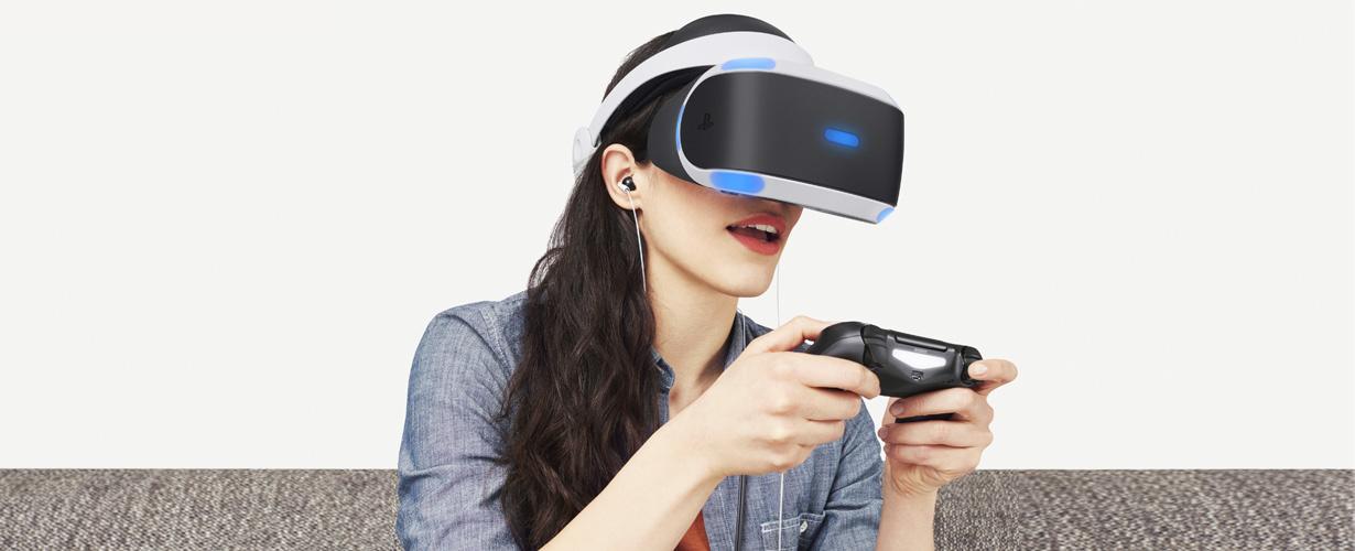 …con il visore PlayStation VR potrai portare questa esperienza in una nuova dimensione!