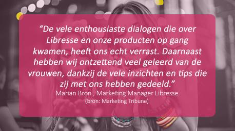 Libresse gelooft sterk in de kracht van haar consumenten en luistert graag naar jullie! Daarom...