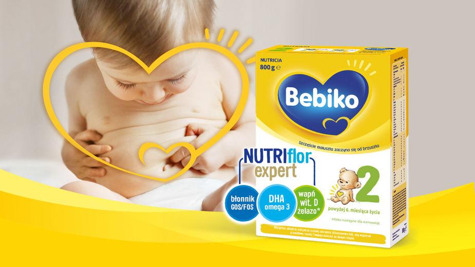 Blog projektu   Bebiko 2 NUTRIflor expert
