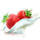 Smak truskawkowy