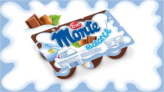 Monte Balance - zbalansowany sposób na pyszną przekąskę!