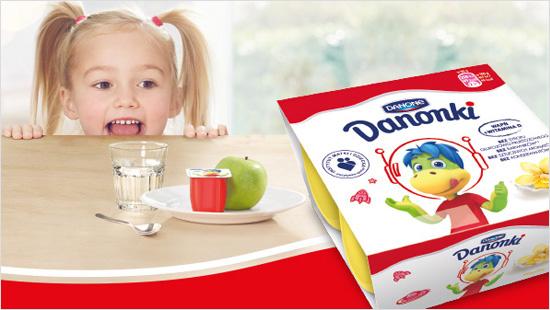 W projekcie Danonki Ty i Twoje dziecko będziecie mieli możliwość spróbowania i ocenienia nowych Danonków. Danonki to wartościowa przekąska, dostosowana do potrzeb żywieniowych dzieci.