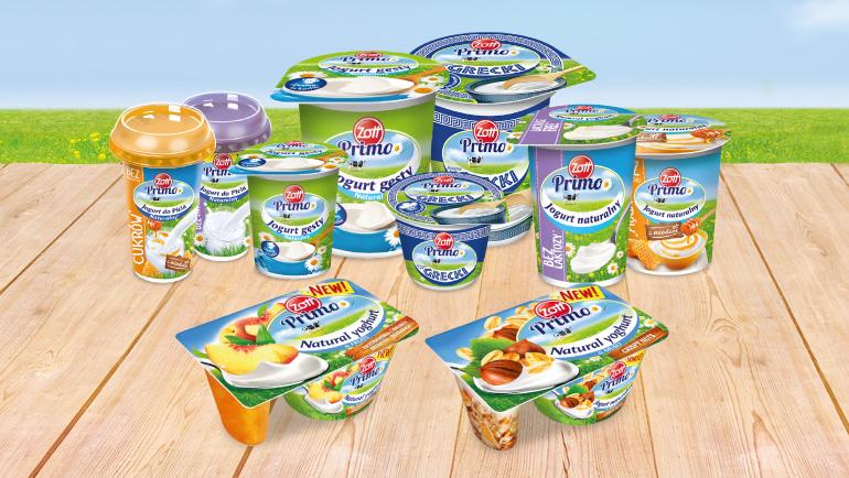 Zdobądź budżet 35 zł. i zakup Jogurty Naturalne Zott Primo!
