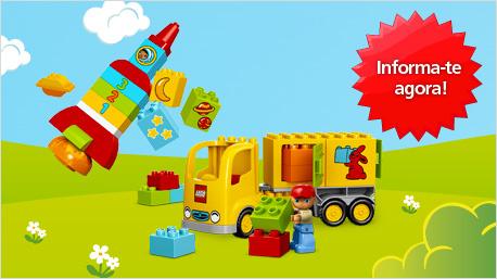 Novo projeto: LEGO DUPLO