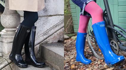 Personaliza estilo com as Havaianas Rain Boots