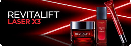 Blog Revitalift Laser X3 L'Oréal Paris