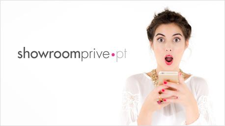 Entre as vendas privadas de grandes marcas de showroomprive.pt, encontraremos…