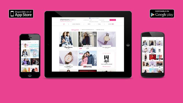 E mais: teremos a possibilidade de fazer compras e ver o estado das nossas encomendas através da app para Iphone, Ipad y Android.