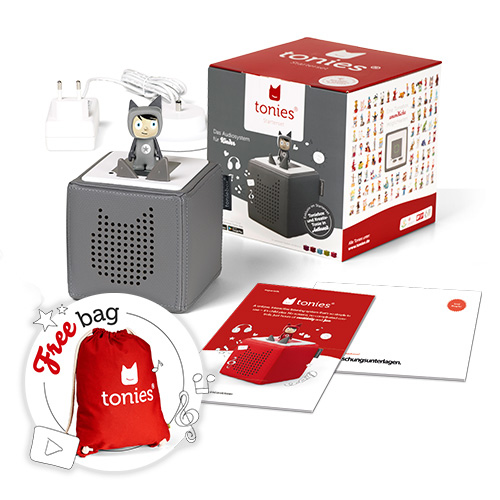 Toniebox Starter Kit