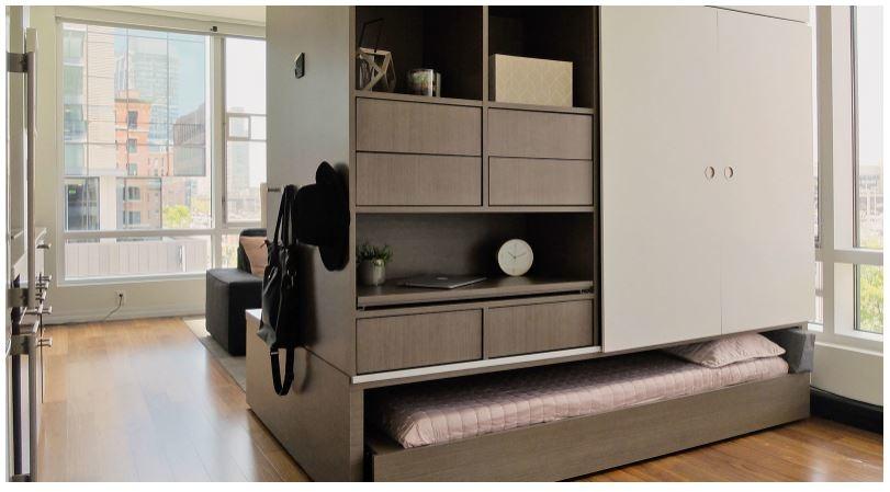 The Ori furniture unit